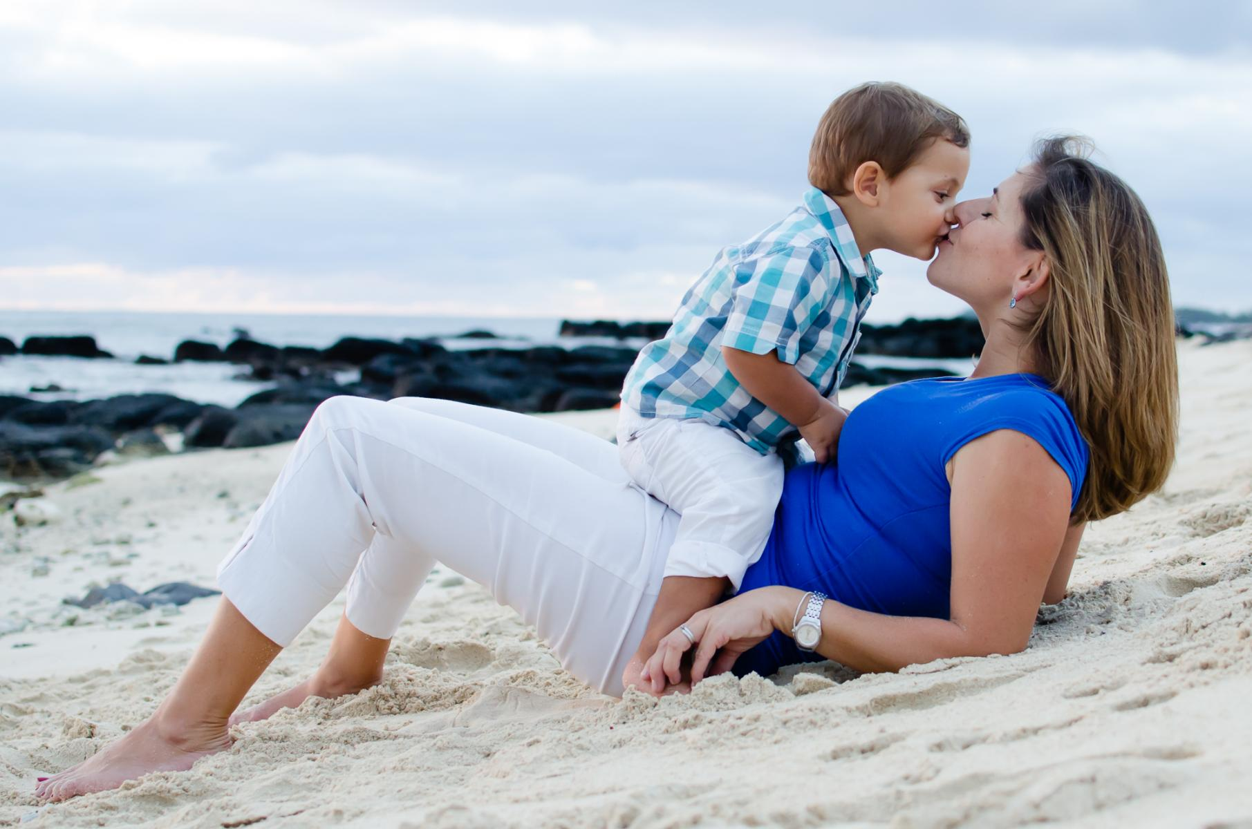 natalie james family Mauritius photographer